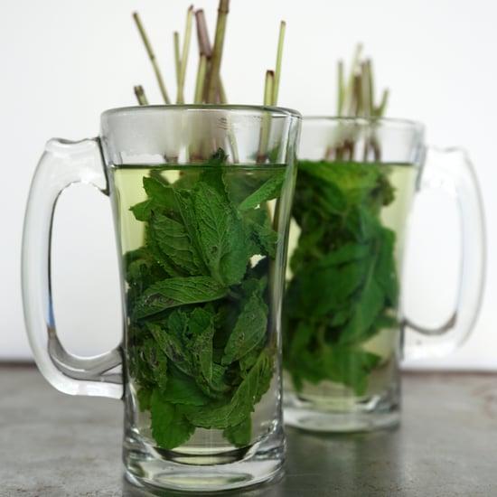 Detox With Lemon Cucumber Ginger Water