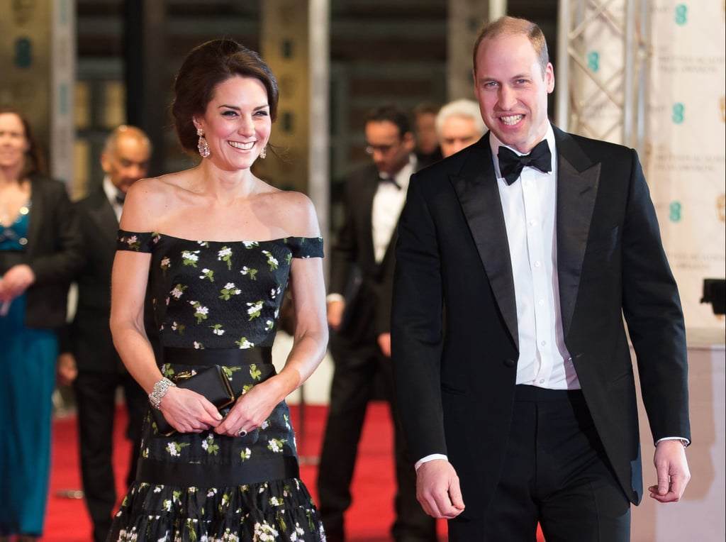 Bafta Awards 2019: Prince William And Kate Middleton At The BAFTA Awards