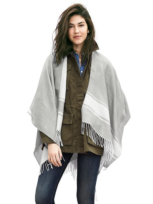 Banana Republic Striped Wrap Scarf ($54)