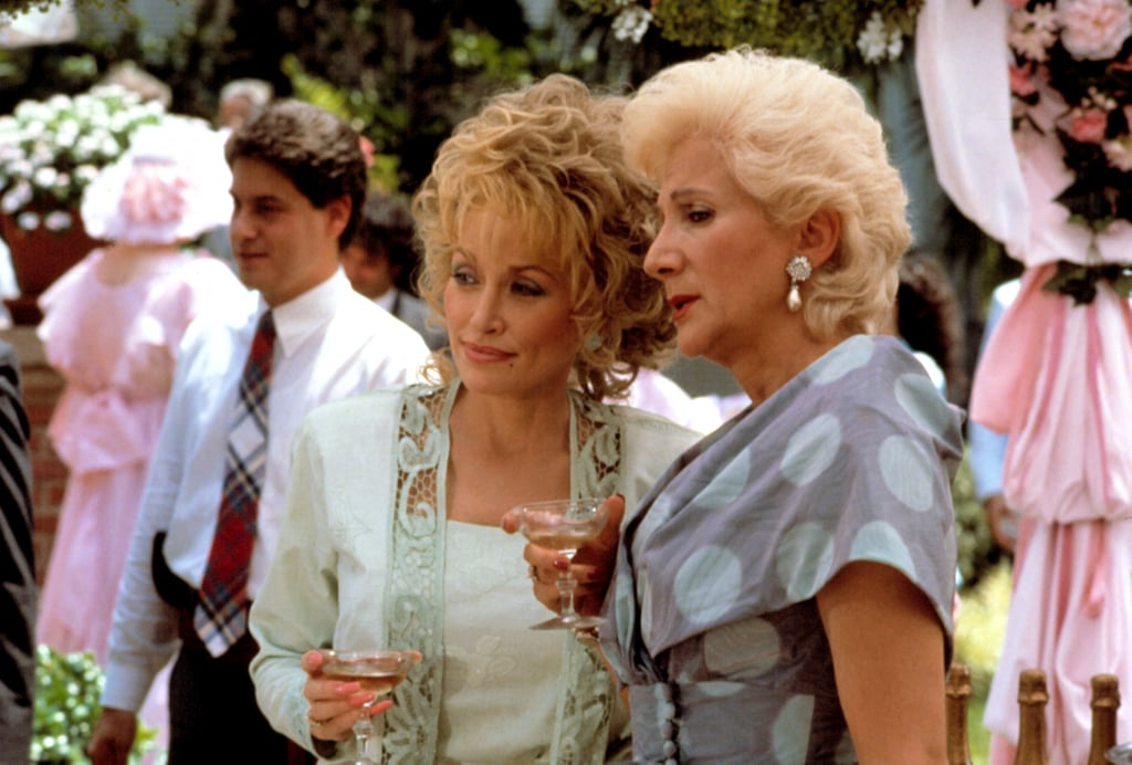 Grab your girlfriends and start stocking up on tissues: Steel Magnolias is returning to theaters. It's been 30 years since the release of the beloved film with an all-star cast — Sally Field, Julia Roberts, Dolly Parton, Shirley MacLaine, Olympia Dukakis, and Daryl Hannah — and to celebrate that anniversary, theaters across the nation will host screenings on May 19, 21, and 22.  The Steel Magnolias screenings come after Fathom Events recently announced a string of similar screenings for classics like Dirty Dancing, which is returning to theaters for Valentine's Day, and Gone With the Wind, which is celebrating its 80th anniversary this year! To lock down tickets for Steel Magnolias, simply enter your zip code at the Fathom Events website, and you'll be presented with a list of participating theaters near you. We cannot stress this enough though: bring tissues.      Related:                                                                                                           28 Memorable Movies About Female Friendship
