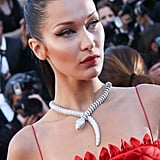 Bella Hadid's Bulgari Choker Necklace