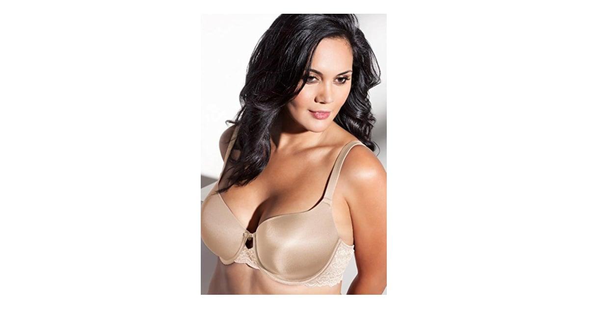 a7172732ae Curvy Couture Plus-Size T-Shirt Bra