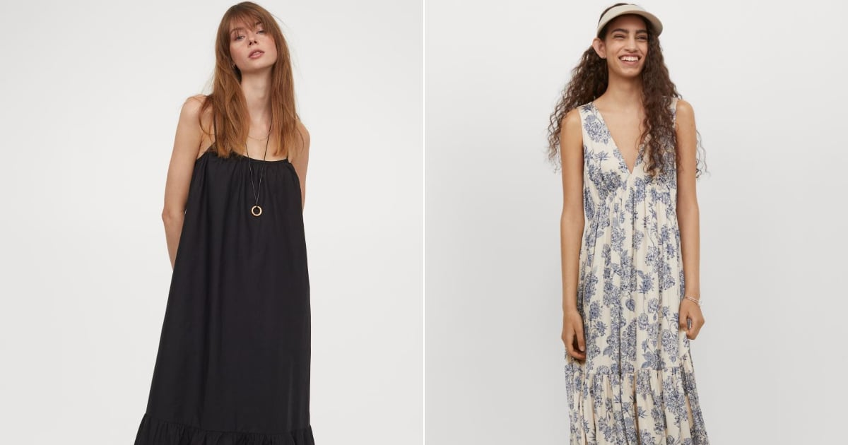 Because Summer and Maxi Dresses Are a Perfect Match, We Found These 11 H&M Styles