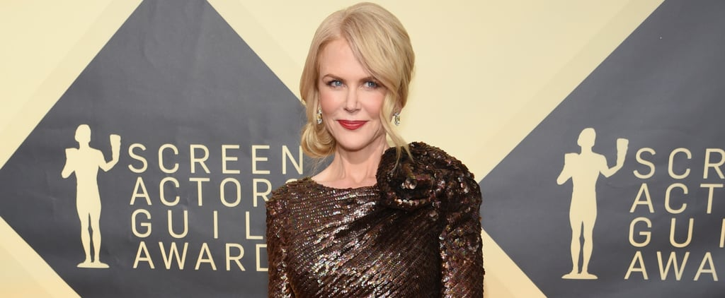 Nicole Kidman Calls Out Ageism in Hollywood After Winning Her First-Ever SAG Award
