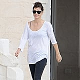 Jessica Biel was in Italy.