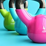 Hit a Kettlebell Workout