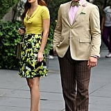 If ever there was a picture to sum up characters Blair and Chuck, this is it!