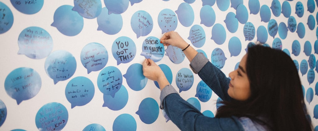 The Messages That Matter Wall at SXSW Is the Most Heartwarming Thing You'll See All Day