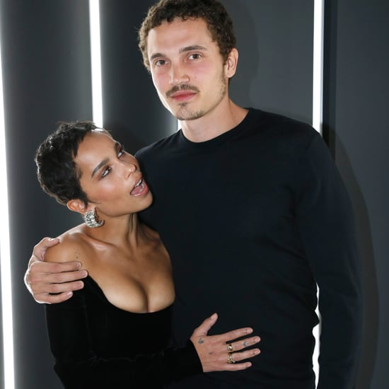 Zoe Kravitz and Karl Glusman Pictures Together