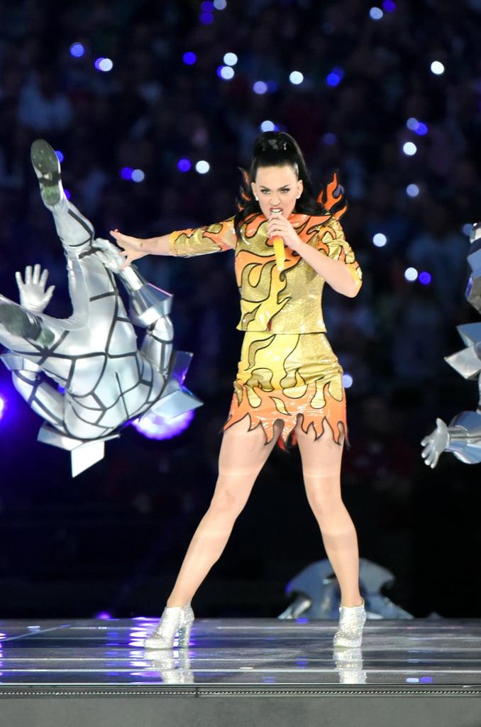 Katy Perry Super Bowl 2015