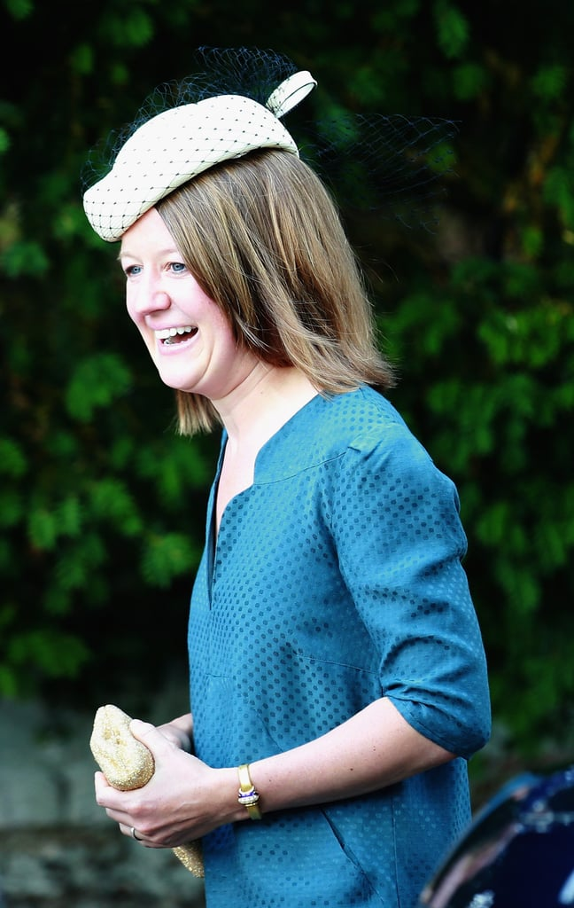 Laura Fellowes — Princess Charlotte's Godmother