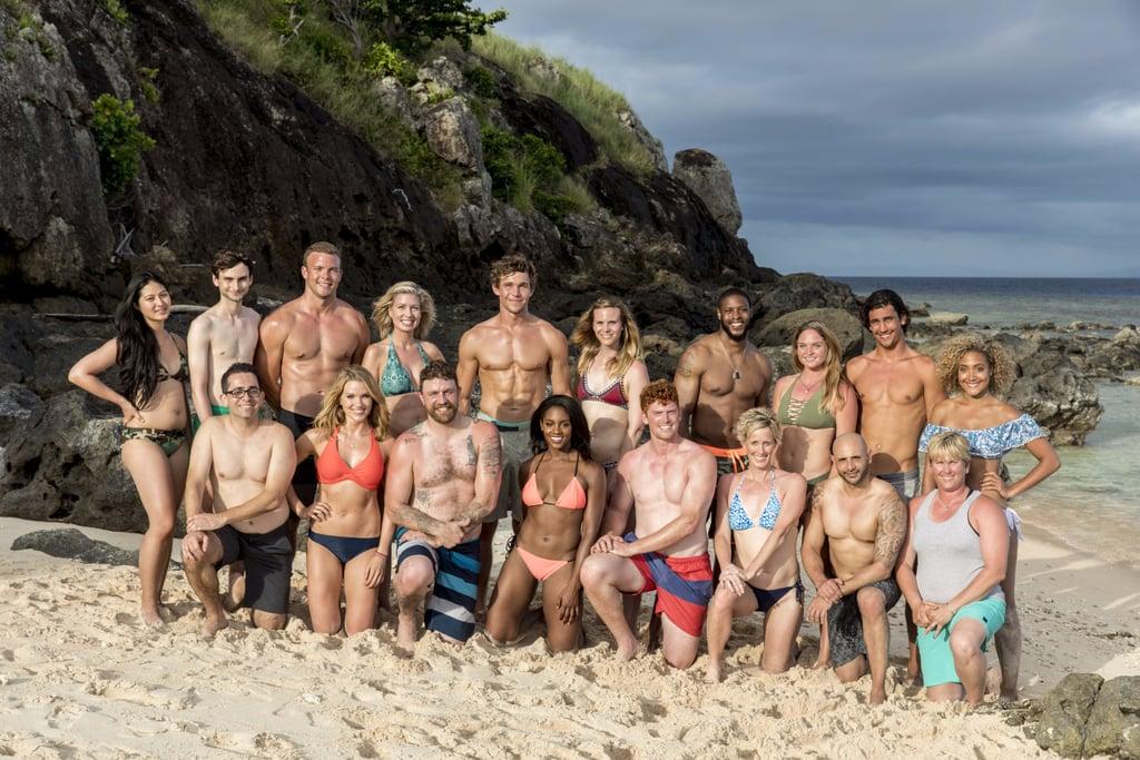 Survivor Season 35 Cast