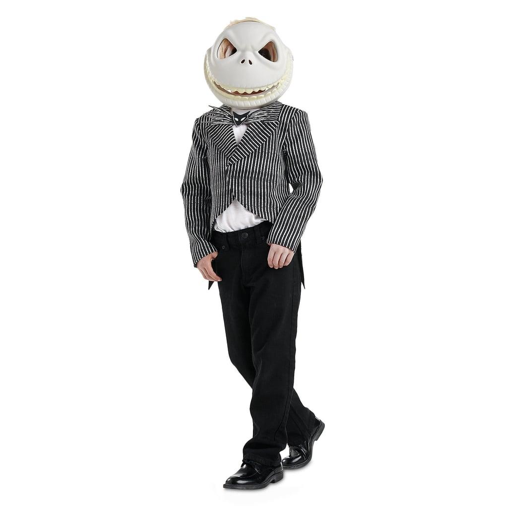 Halloween Jack Skellington Scary.Jack Skellington Scary Halloween Costumes For Kids 2018 Popsugar