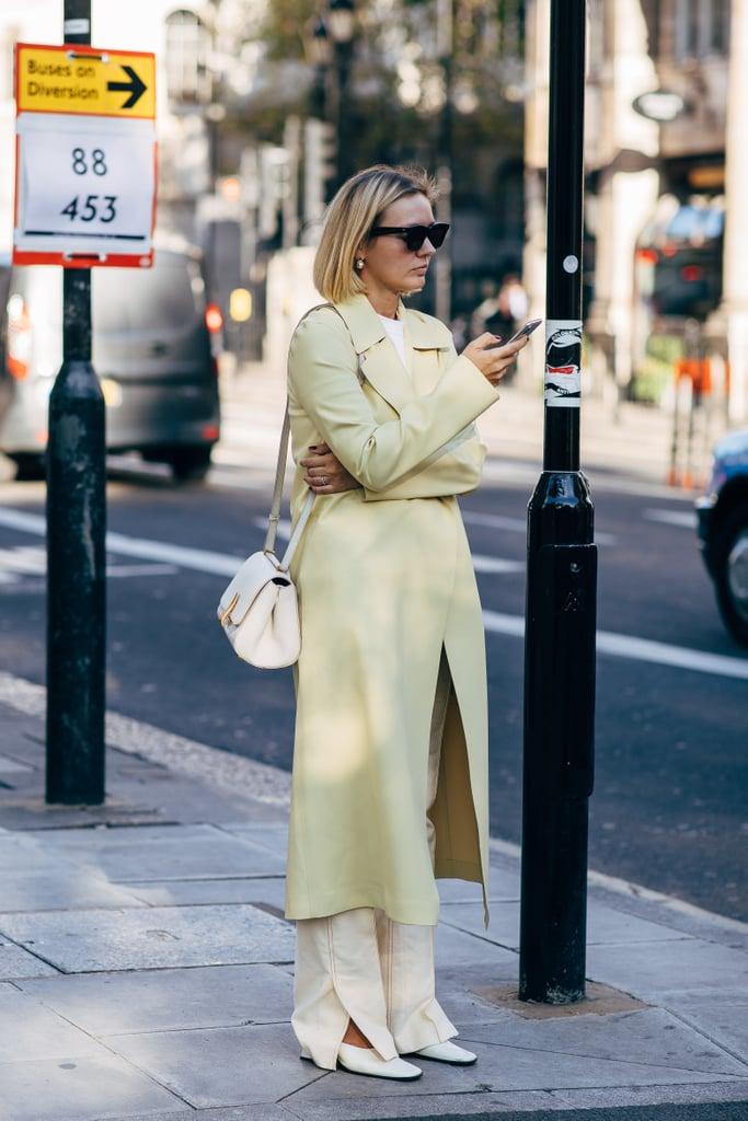 Winter 2019 Coat Trend: Pastel