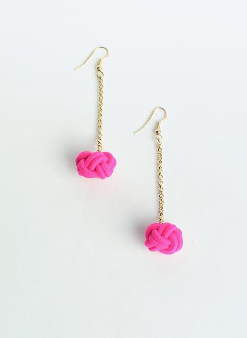 Knotty Gal Earrings