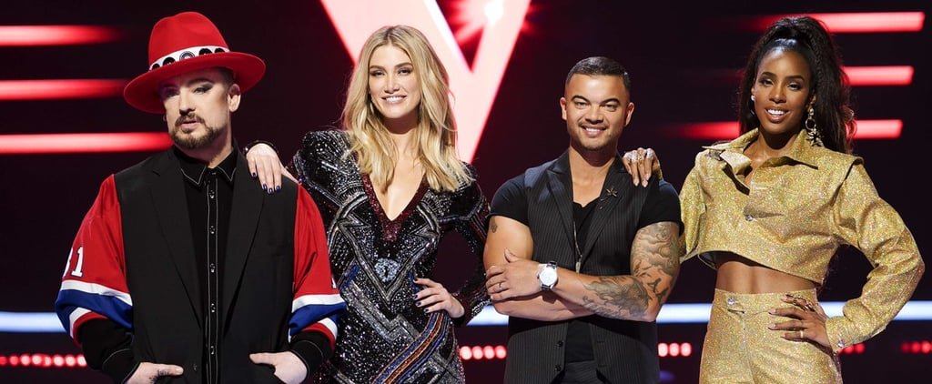 Who Are The Voice Australia 2020 Judges?