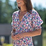 Catherine, Duchess of Cambridge Wears Faithfull The Brand