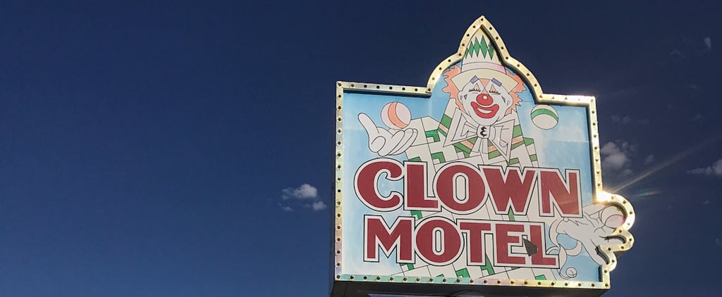"There's a ""Clown Motel"" For Sale in Nevada — and It Looks Creepy AF"