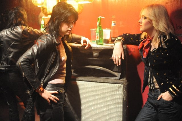 Joan and Cherie From The Runaways