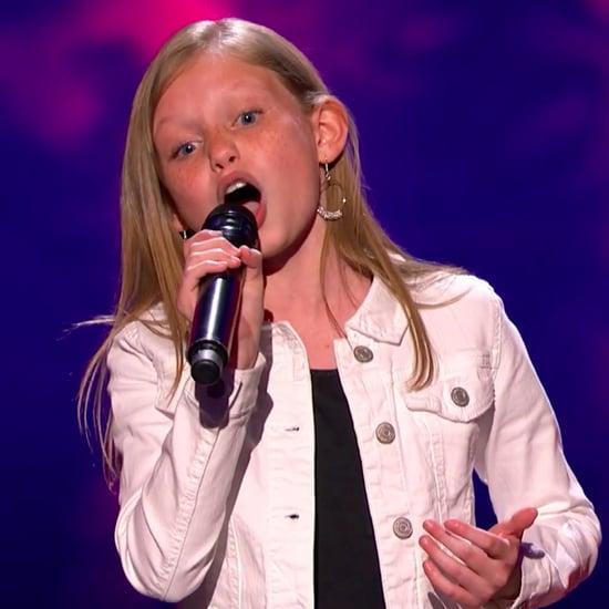 Ansley Burns America's Got Talent Judge Cuts Video
