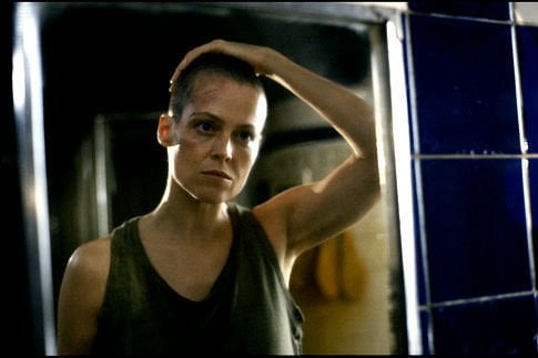 #5: Sigourney Weaver in Alien 3
