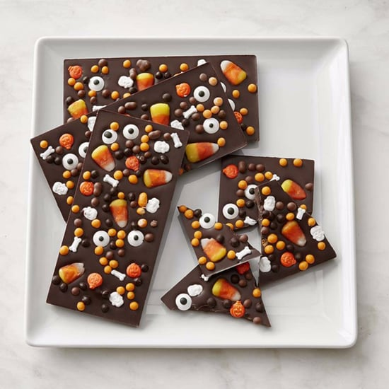 Williams Sonoma Halloween Bark