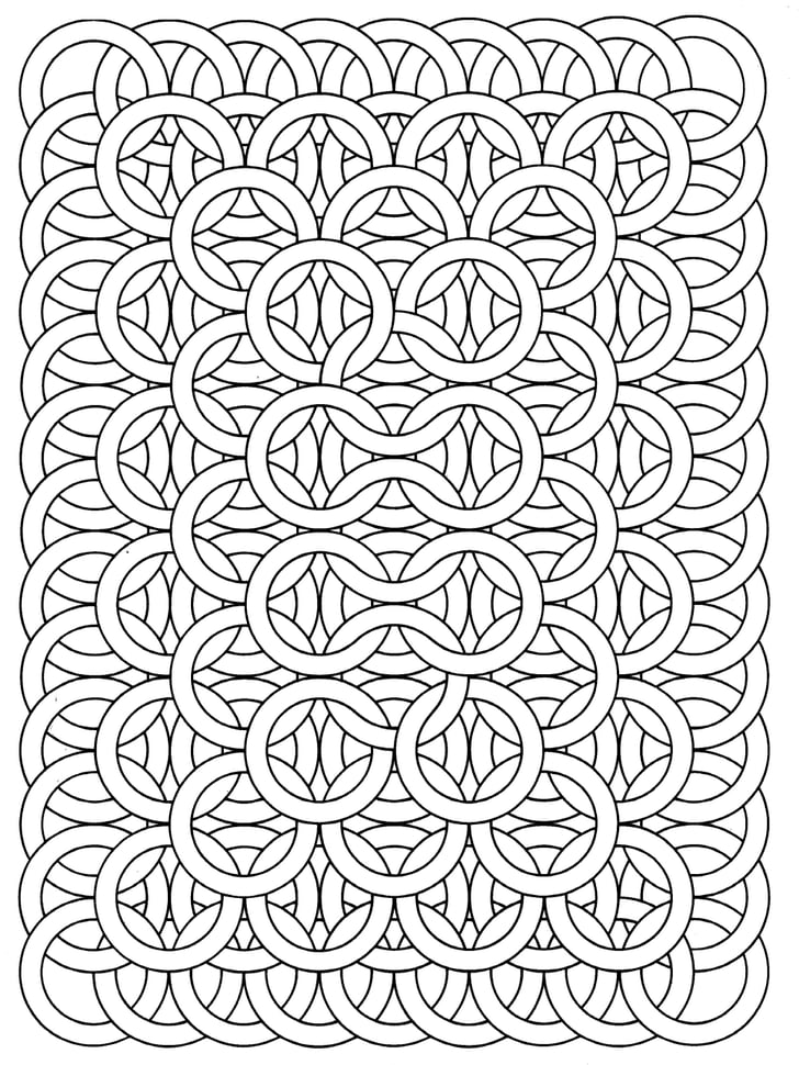 50 Printable Adult Coloring Pages That Will Make You