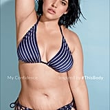 She Was the First Supermodel to Show Stretch Marks in Sports Illustrated With This Lane Bryant Ad