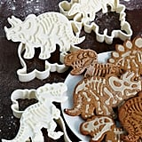 Fred & Friends Paleo in Comparison Cookie Cutter Set