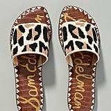 Sam Edelman Beaded Slide Sandals