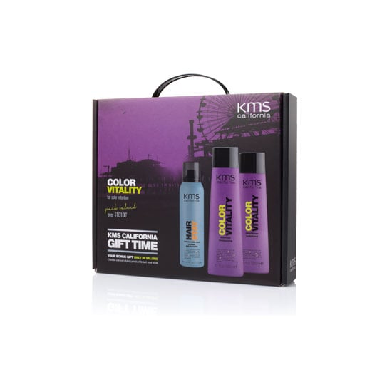 Win Free Hair Care Products From KMS California