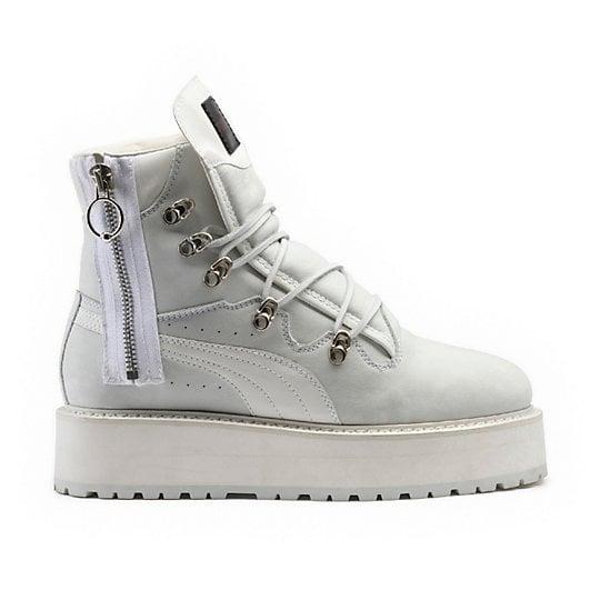 Fenty x Puma Sneaker Boot White ($325)