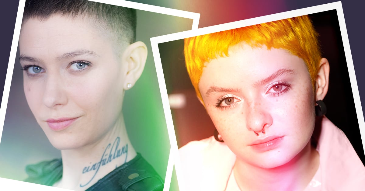 """Nonbinary Stars Asia Kate Dillon and Lachlan Watson Are Here For the """"Queer Revolution"""""""