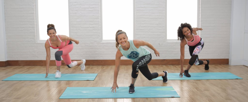 This Low-Impact Cardio Workout Torches Major Calories — No Jumping Required