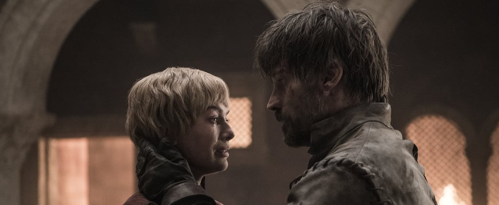 Jaime and Cersei's Death on Game of Thrones