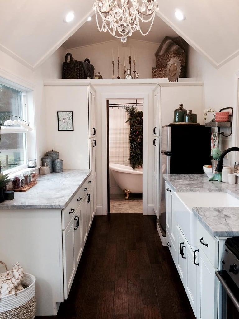 Luxurious Tiny Home POPSUGAR Home