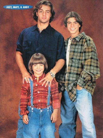 They were just the cutest brothers.