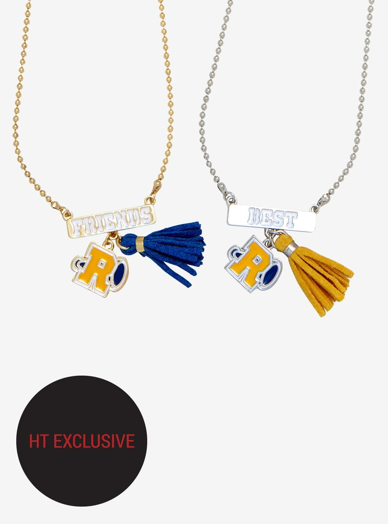Riverdale Cheer Best Friend Necklace Set