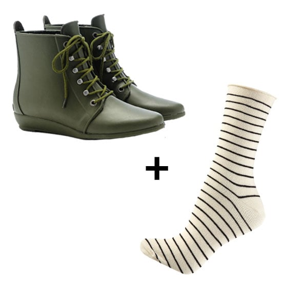 Boots and Socks Combos