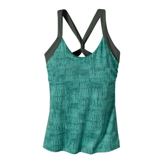 Patagonia is known for its sustainable intiatives; I love the lines of this Patagonia Women's Morning Glory Tank ($49) — perfect for a morning run or hot yoga class!
