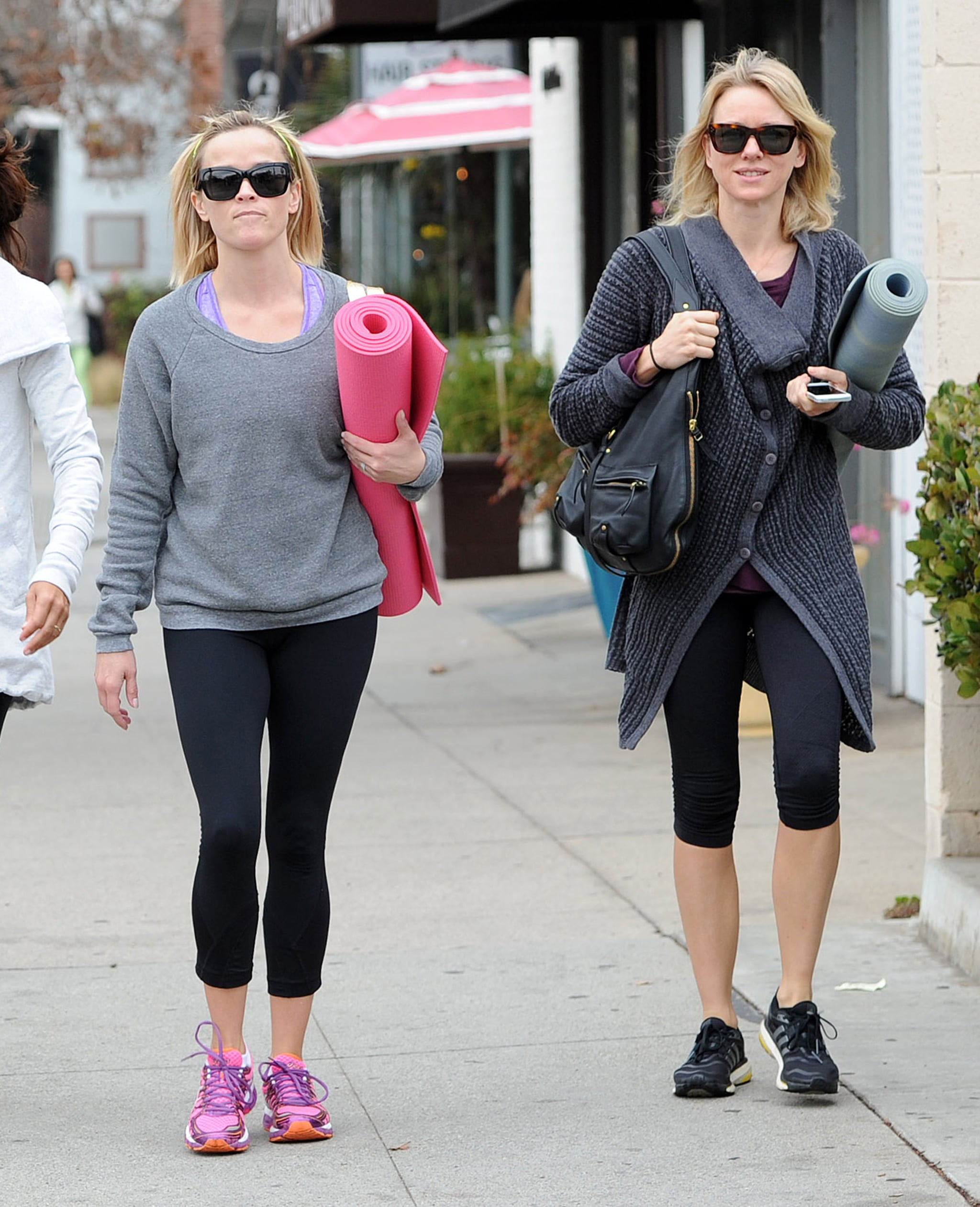 Reese Witherspoon and Naomi Watts