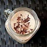 Low-Calorie Chocolate Almond Protein Smoothie