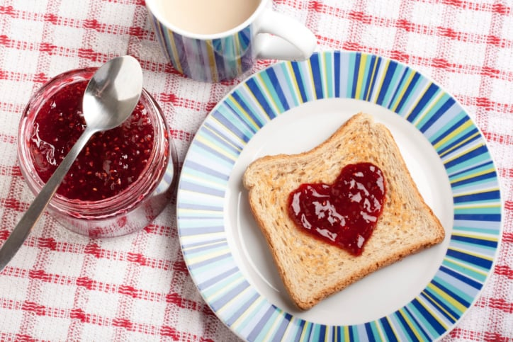 Poll: Are You Celebrating Valentineu0027s Day With Brunch Or Dinner? | POPSUGAR  Food