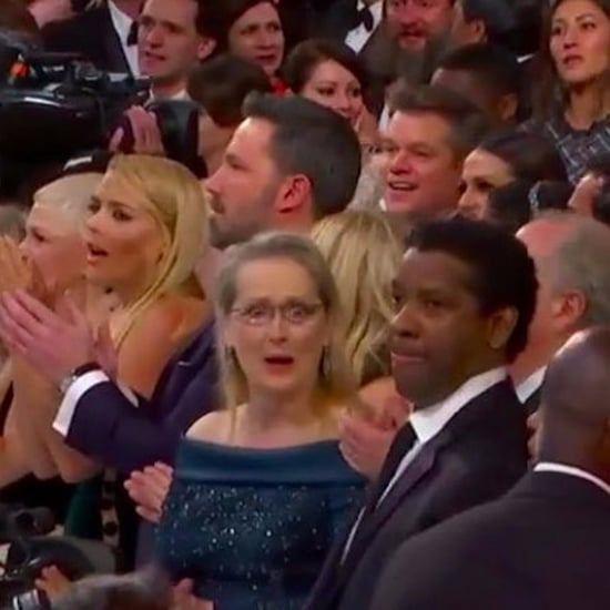 Meryl Streep's Reaction to 2017 Oscars Best Picture Mistake
