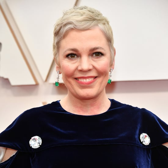 Olivia Colman's Blonde Hair at the Oscars 2020