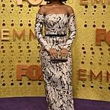 ليرك روس في حفل جوائز الإيمي 2019