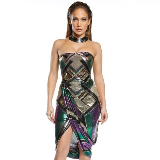Jennifer Lopez World of Dance Outfits
