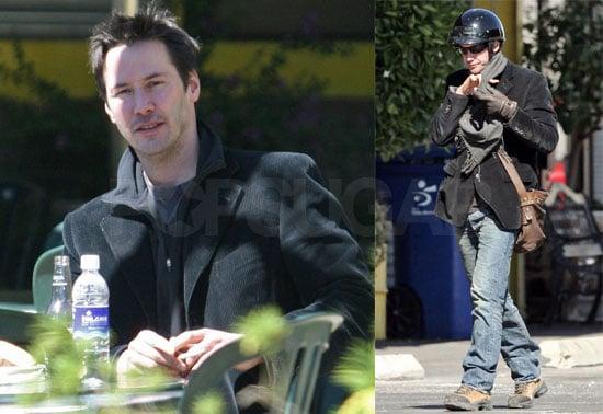 Keanu Reeves Is Still a Street King