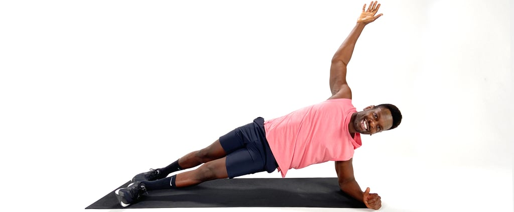 30-Minute No-Equipment Tabata-Inspired Workout With Raneir P