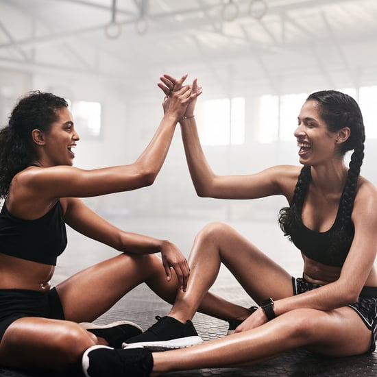 Partner Workouts on YouTube